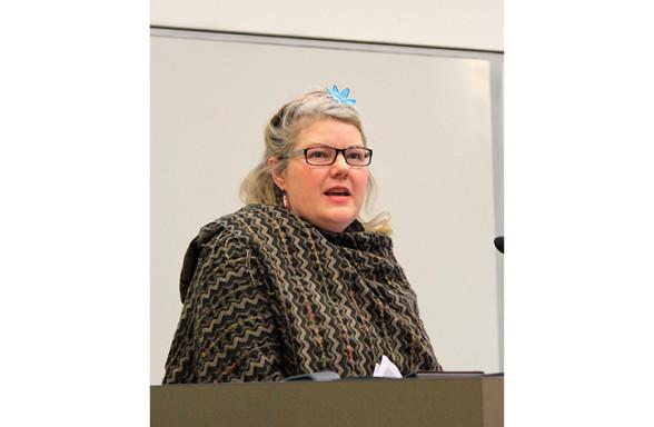 Dr Lynda Blanchard