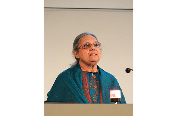Ms Ela Gandhi
