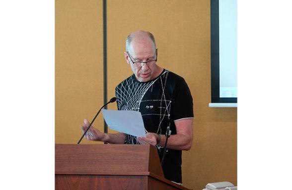 Martin Renes Day 3 Session 7 InASA Conference Christopher Macfarlane