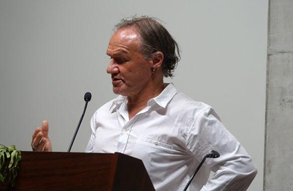 Tony Birch Day 3 Plenary 9 InASA Conference Christopher Macfarlane