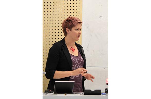 PhD Colloquium 2017, Misty Farquhar