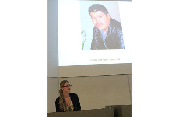 Dr Lisa Hartley