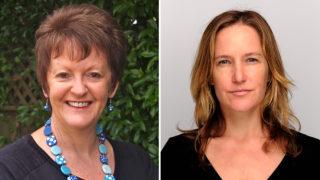 Rosemary Sayer and Reneé Pettitt-Schipp
