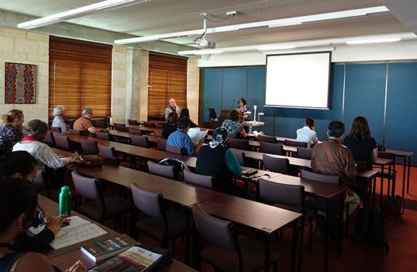 Deborah Wall Session 2 Day 1 InASA Conf Christopher Macfarlane