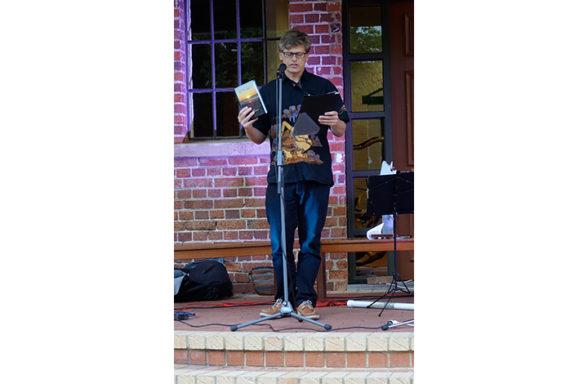 Thor Kerr Sundowner Reception Day 1 InASA Conf Christopher Macfarlane