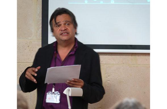 Ashok Mathur Session 3 Day 2 InASA Conf Christopher Macfarlane