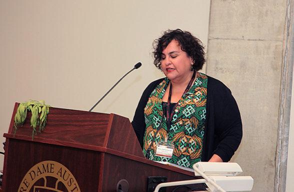 Maria Giannacopoulos Day 2 Plenary 6 InASA Conf Chris Lewis