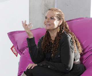 Image of Professor Shirley Steinberg: © University of Calgary 2011. Photographer: Riley Brandt
