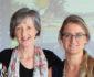 Caroline Fleay and Lisa Hartley