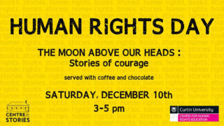 Human Rights Day event