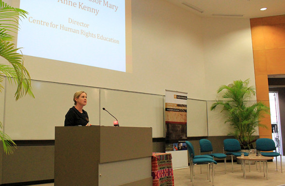 Associate Professor Mary Anne Kenny