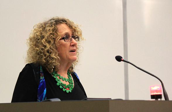 Professor Linda Briskman