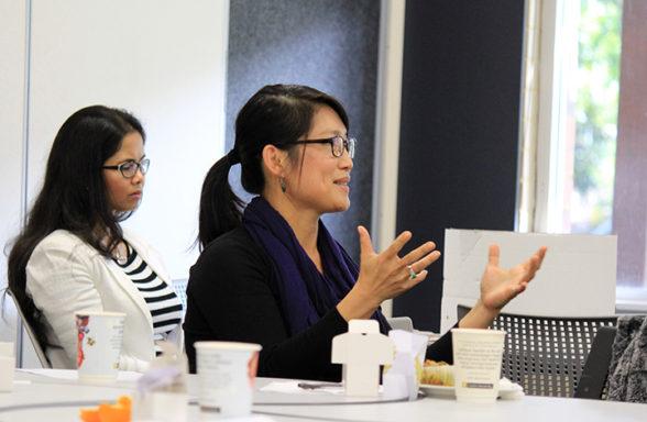 PhD Colloquium 2017, Marilyn Metta