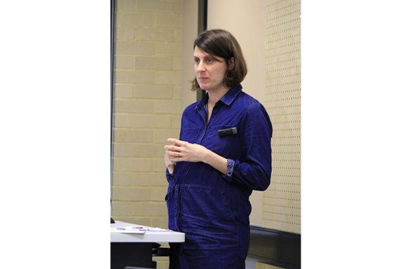 PhD Colloquium 2017, Anita Lumbus