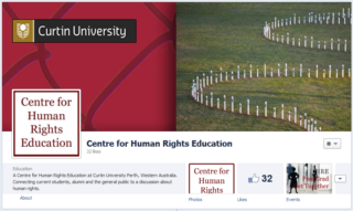 Human Rights Facebook page 2012