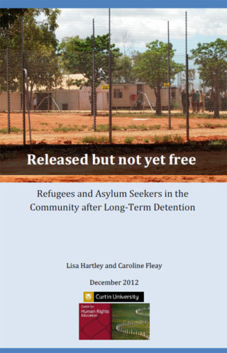 Released Not Yet Free Report Cover