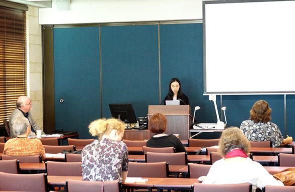 Yuriko Yamanouchi Session 2 Day 1 InASA Conf Christopher Macfarlane