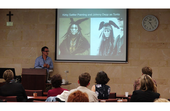 Stephen Foster Session 3 Day 2 InASA Conf Christopher Macfarlane