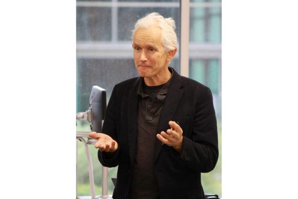 Post grad colloquium 2018 Graham Hay