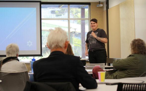 Post grad colloquium 2018 Shoshana Rosenberg