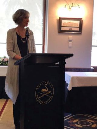 Associate Professor Caroline Fleay